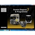 Scania VCI 2 SDP3 V2.31.1 Scania Diagnosis&Programmer 3 Software without USB Dongle