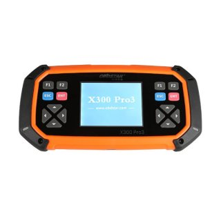 OBDSTAR X300 PRO3 X-300 PRO3 with Immobiliser+Odometer Adjustment+EEPROM/PIC+OBDII Adapter