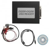 New 2014 MINI DQ200+DQ250 DSG Reader For VW and AUDI