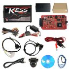 KESS V2 V5.017 Firmware Red PCB Supports Online Connection No Token Limited