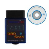 AUGOCOM A2 ELM327 V2.1 Vgate Scan Advanced OBD2 Bluetooth Scan Tool Support Android And Symbian Sys