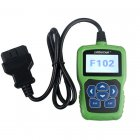 Automatic OBDSTAR F102 Nissan Infiniti Pin Code Reader with Immobiliser and Odometer Function