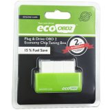 EcoOBD2 Plug&Drive OBD2 Economy Chip Tuning Box for Benzine cars