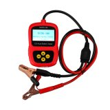 AUGOCOM MICRO-100 Battery Conductance & Electrical System Analyzer MICRO100 Battery Tester Range 30-100AH