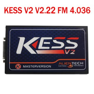 KESS V2 Firmware 4.036 Unlimited Token ECU Chip Tuning Kit