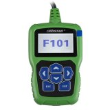 OBDSTAR F101 Toyota G and 4D IMMO Reset Tool Support All Keys Lost