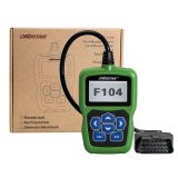 OBDSTAR F104 Key Programmer for Chrysler/ Jeep/Dodge with Odometer Correction & Pin Code Reader Function