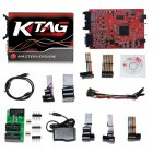 KTAG V7.020 Red PCB Firmware K-TAG 7.020 Master Software V2.23 No Tokens Limitation