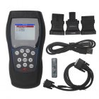 OBD2 Code Scanner MST-100 black color for KIA HONDA