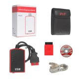 VDM UCANDAS Wireless Vehicle diagnostic scan tool with Honda Adapter update to V3.73