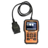 Foxwell NT510 Multi-System Scanner with 1 Free Car Brand Software+OBD