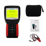AUGOCOM MICRO-468 Battery Tester Battery Conductance & Electrical System Analyzer Multi-Language