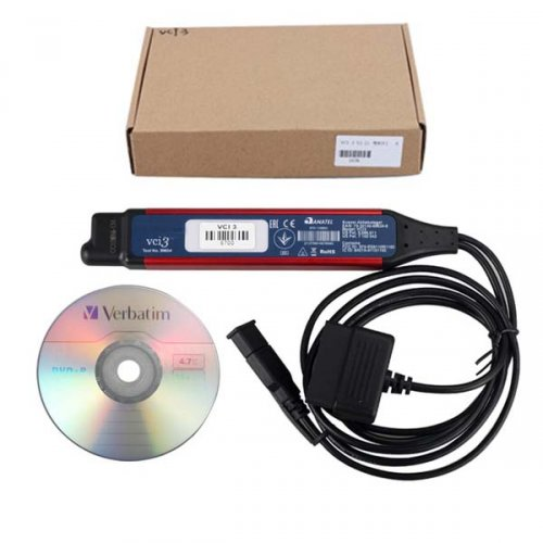 Scania VCI3 V2 33 Scanner Wifi Wireless Diagnostic Tool