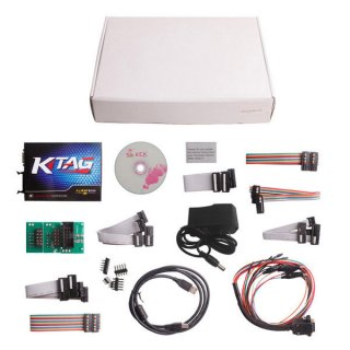 KTAG K-TAG Master Version V2.11 Firmware V5.001 ECU Programming Tool