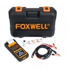 2017 Foxwell BT780 Battery Analyzer BT-780 Battery Tester with Built-in Thermal Printer
