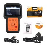 Foxwell NT624 AutoMaster Pro All-Makes All-Systems Scanner Supports Cars Till 2015