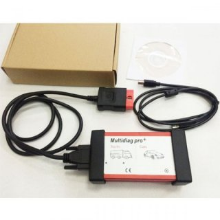 CDP Multidiag Pro+ for Cars and Trucks OBD2 Scan Tool