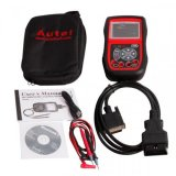 Original Autel AutoLink AL539 OBDII/CAN SCAN TOOL Internet Update Multilingual menu