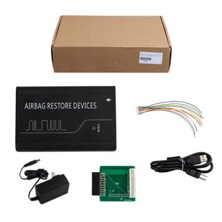 CG100 V5.0.0.1 Renesas airbag restore devices