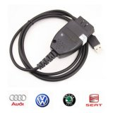 Vagcom V-CDS 20.4.2 Auto Diagnostic Cable For VW Audi SKODA SEAT Support Multi-Language