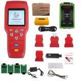 OBDSTAR X100 PRO Auto Key Programmer (C+D) Type for IMMO+ Odometer +OBD Software Get free EEPROM Adapter