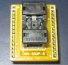 SSOP8 to DIP8 IC Socket For Chip Programmer