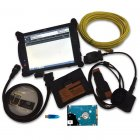 BMW ICOM A2+B+C Full SET HDD Diagnostic Programming tool with EVG7 Tablet PC DDR4GB
