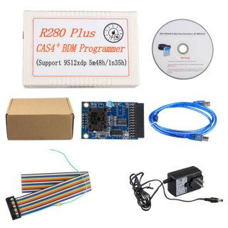 New Arrival R280 Plus CAS4+ BDM Programmer R270 BMW CAS4 BDM Programmer Upgrade Version