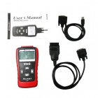 MaxScan VAG405 Code Reader OBD2 EOBD CAN BUS VW Audi