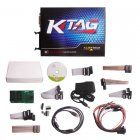 K-TAG KTAG V2.11 ECU Programming Tool Firmware V6.070 Unlimited Token with Reset Button