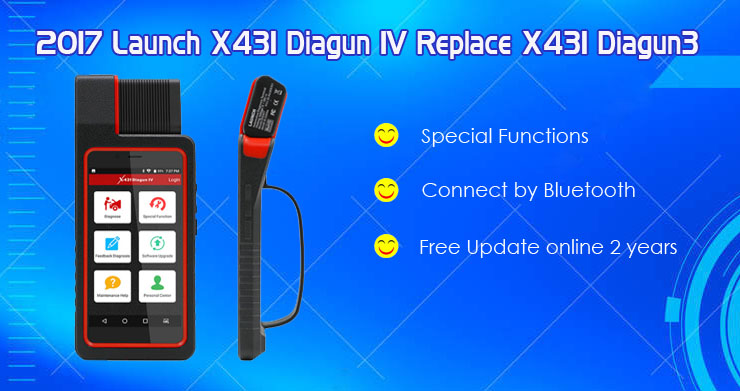 Launch X431 Diagun IV