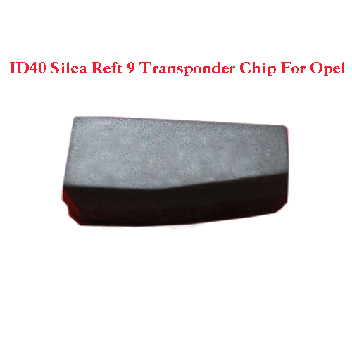 10pcs Id40 Transponder Chip For Opel Atc036 Transponder Chip